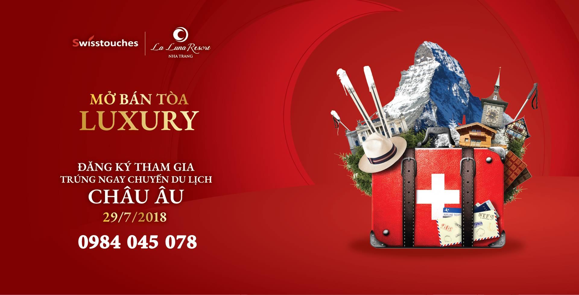 Swisstouches La Luna Resort